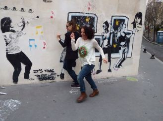 danse in the street