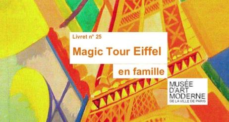 Livret en famille-Tour Eiffel